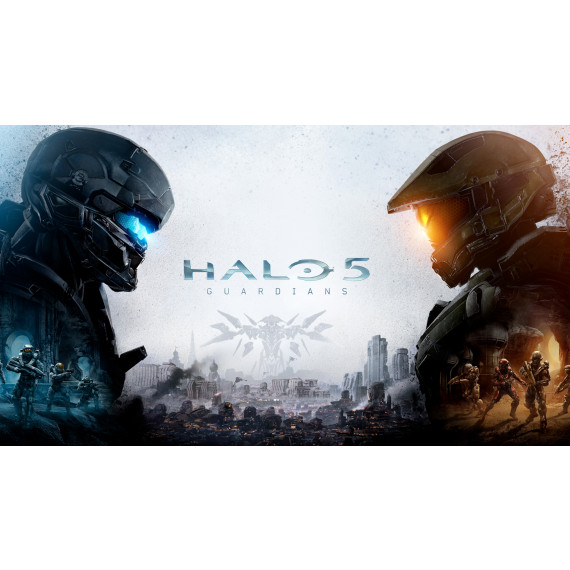 MICROSOFT Halo 5 : Guardians - Limited Edition (Xbox One)