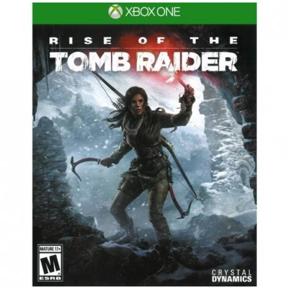 Square Enix Rise of the Tomb Raider (Xbox One)