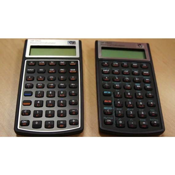 HP HP 10bII+ - Calculatrice financière