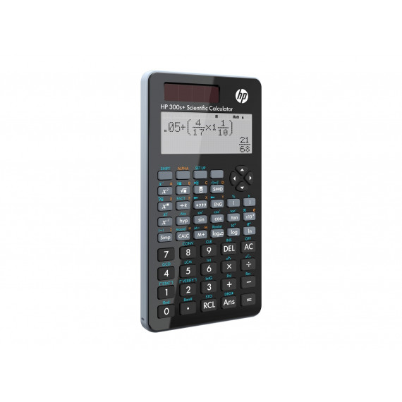 HP 300s+ - Calculatrice scientifique avec écriture intuitive