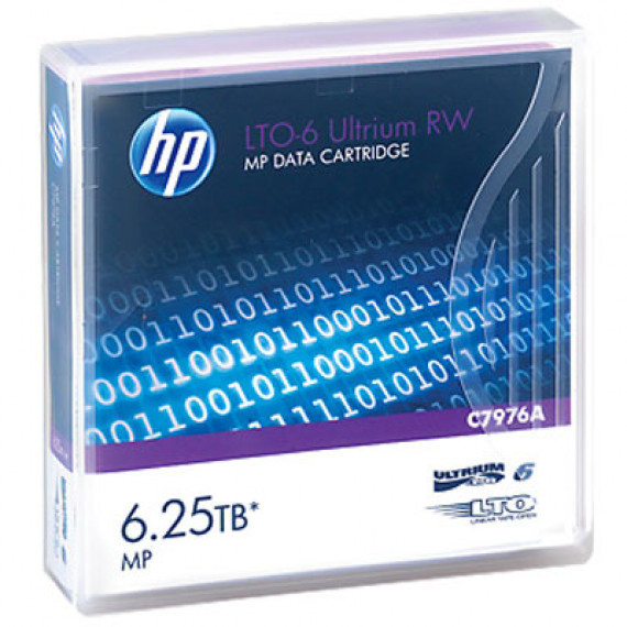 HP C7976A ULTRIUM 6.25 TO