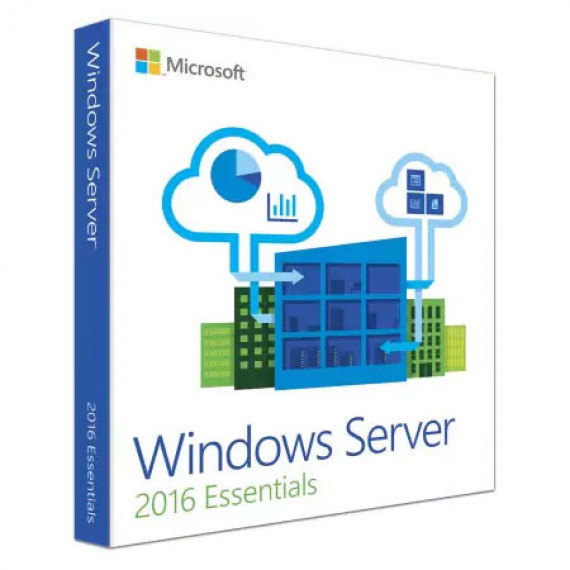 Microsoft Microsoft Windows Server 2016 Essentials