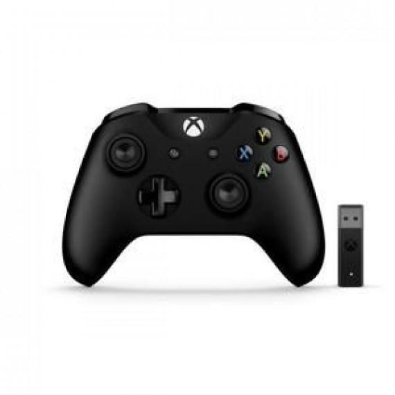 Microsoft XBOX Un contrôleur sans fil avec l'adaptateur sans fil - sc