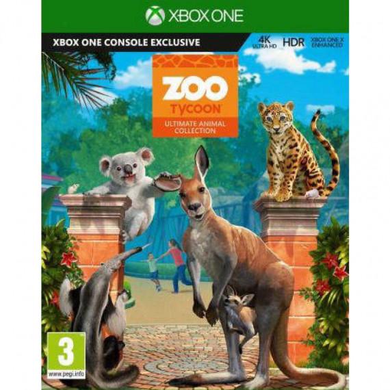 Microsoft ZOO TYCOON - XBOX ONE