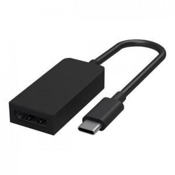 Microsoft Microsoft Surface USB Type-C to DisplayPort Adapter Adaptateur vidéo externe USB-C DisplayPort pour Surface Go