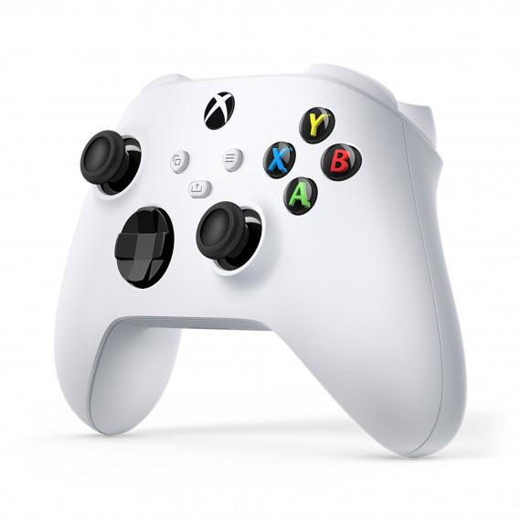 Microsoft Manette  Sans Fil Robot White