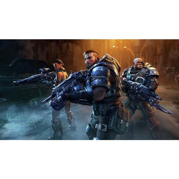 Microsoft Jeu Xbox  Gears Tactics
