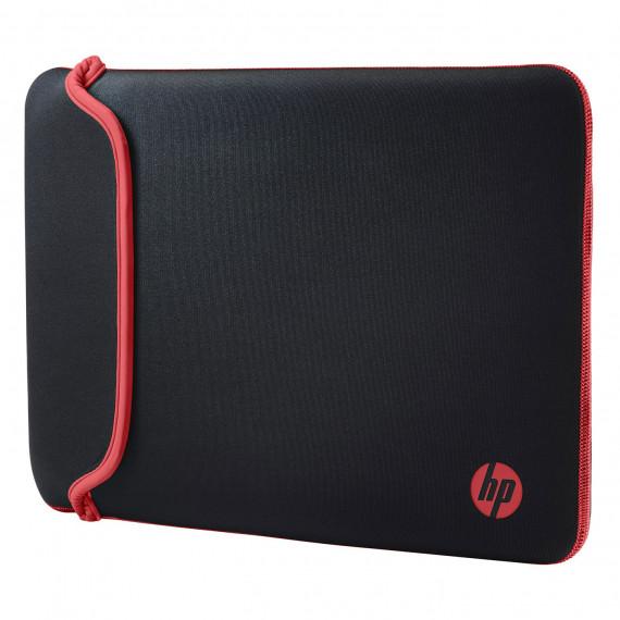 """HP Chroma Sleeve 14"""" Rouge/Noir"""