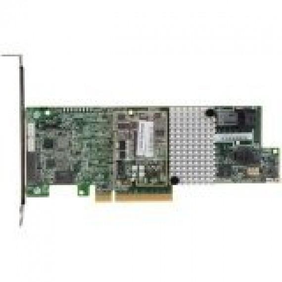 Carte contrôleur Broadcom MegaRAID SAS 9361-4i  SAS Interne: 1x SFF-8643 12 Gbit / s Serial ATA / 600