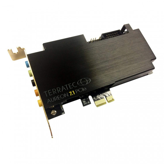 TERRATEC Aureon 7.1 PCIe - Carte son interne 7.1 * Cde TERRATEC