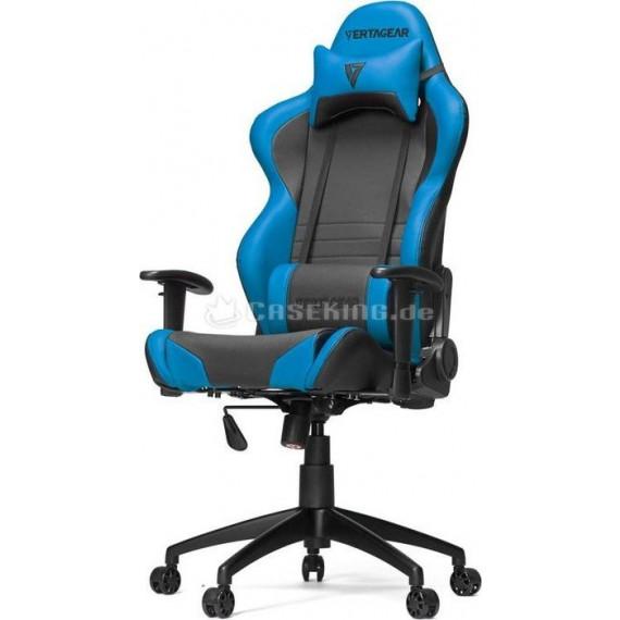 Accessoires pour consoles Fauteuil gamer VERTAGEAR Racing Series, SL2000 - noir/bleu