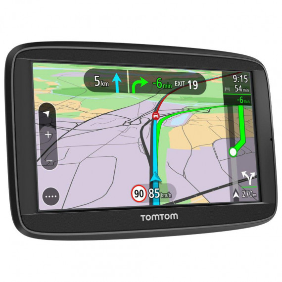 """GPS TOMTOM VIA 52 - 48 pays d'Europe Ecran 5"""" et cartographie à vie"""
