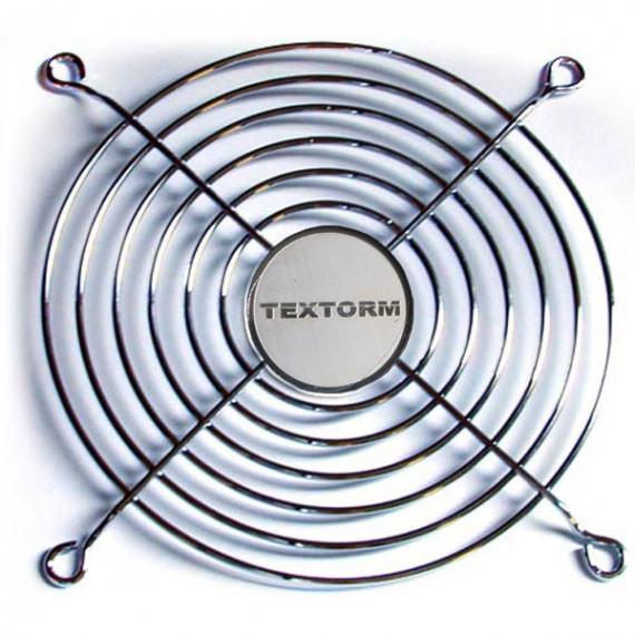 TEXTORM Grille de ventilateur 120 mm