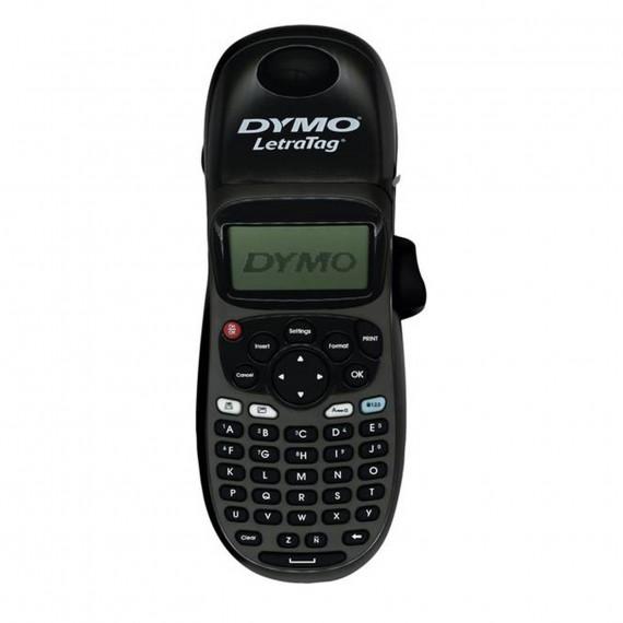 DYMO LetraTag LT-100H Black