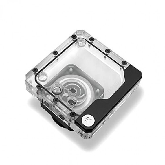 EK Water Blocks EK-Quantum Kinetic FLT 360 D5 PWM D-RGB - Acryl