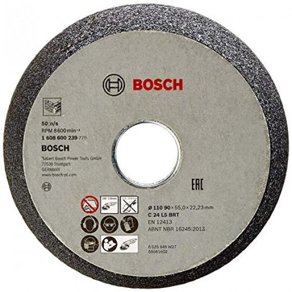 Bosch Professional 1608600239 Meule, Grey, 90 mm, 110 mm, 55 mm, 24