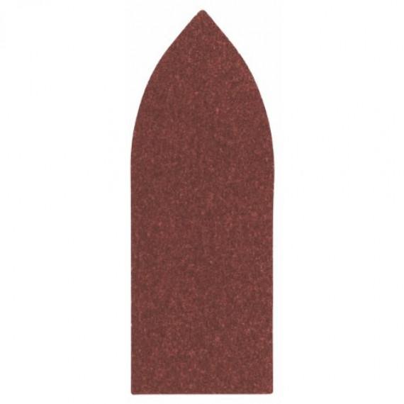 Bosch Professional Bosch feuilles abrasives, expert pour le bois, 32 mm, Set (6 feuilles) 2608605171