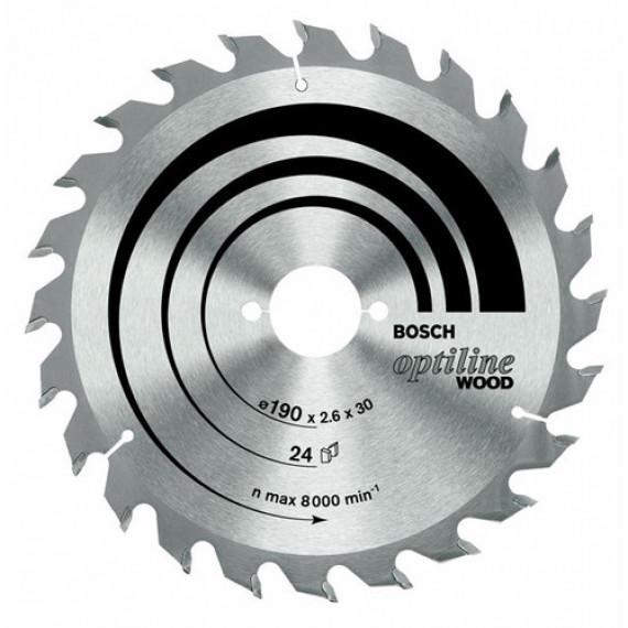 Bosch Optiline 160x20 mm