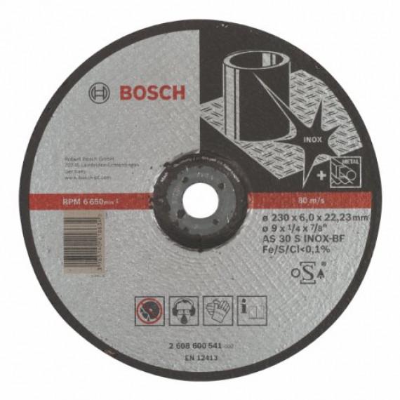 Bosch Professional 2608600541 Meule, Grey, 230.0