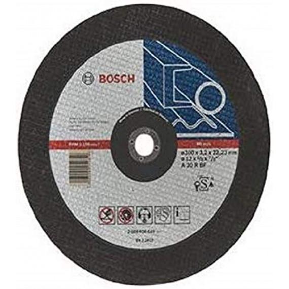 Bosch Professional 2608600649 Disque à Tronçonner, Grey, 300.0