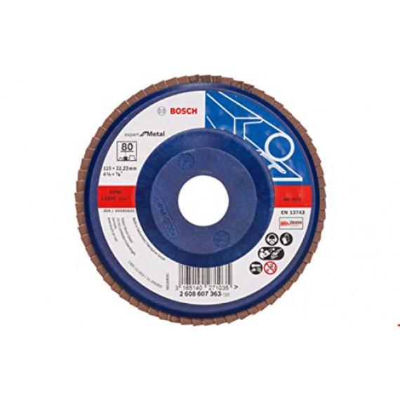 Bosch Professional X551 2608607351 Plateau à Lamelle, Marron, 115.0