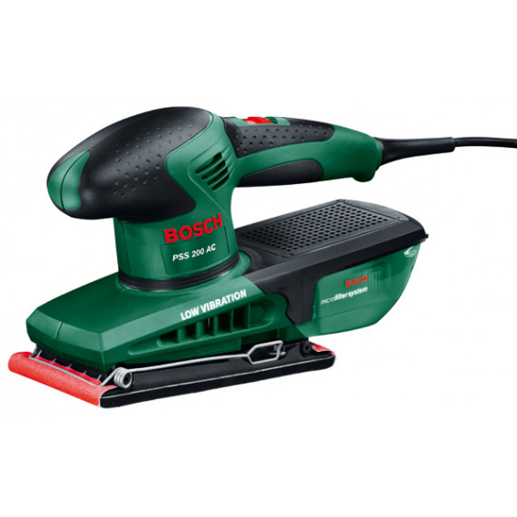 Ponceuse Bosch PSS 200 A