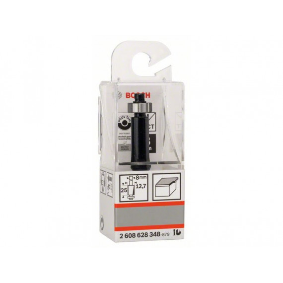 Fraise Bosch Nutfräser 12,7mm