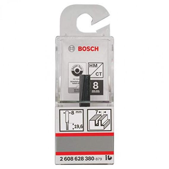Bosch Professional Bosch 2 608 628 380 Fraise 8 mm 7 x 20 x 51 mm