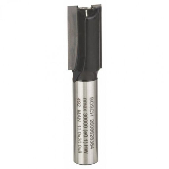 Bosch Professional Bosch 2 608 628 384 Fraise 8 mm 11 x 20 x 51 mm