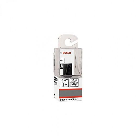 Bosch Professional Bosch 2 608 628 387 Fraise 8 mm 15 x 20 x 51 mm