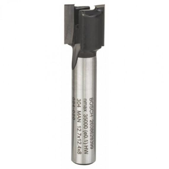 Bosch Professional Bosch 2 608 628 399 Fraise 8 mm 12,7 x 12,7 x 50,8 mm