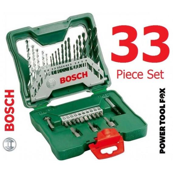 Embout de vissage Bosch Set 33 pièces
