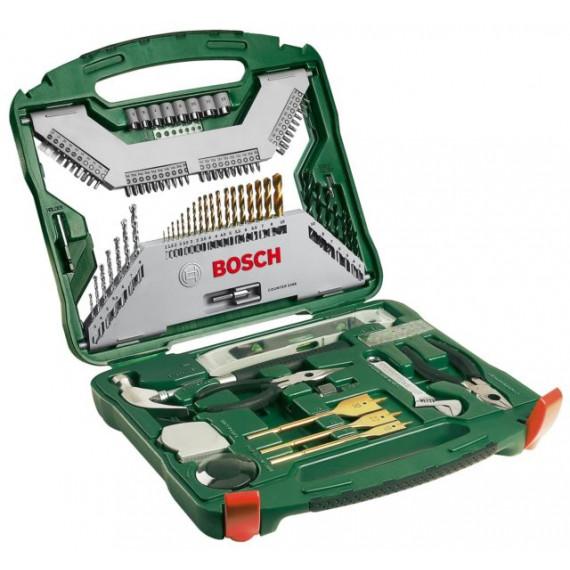 Bosch Titanium Set 103 pièces