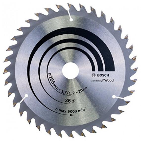 Lame de scie Bosch Holz + Metall 10 pieces