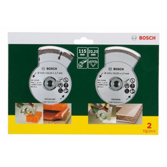 Bosch pour Fliesen und Baumat. 115mm