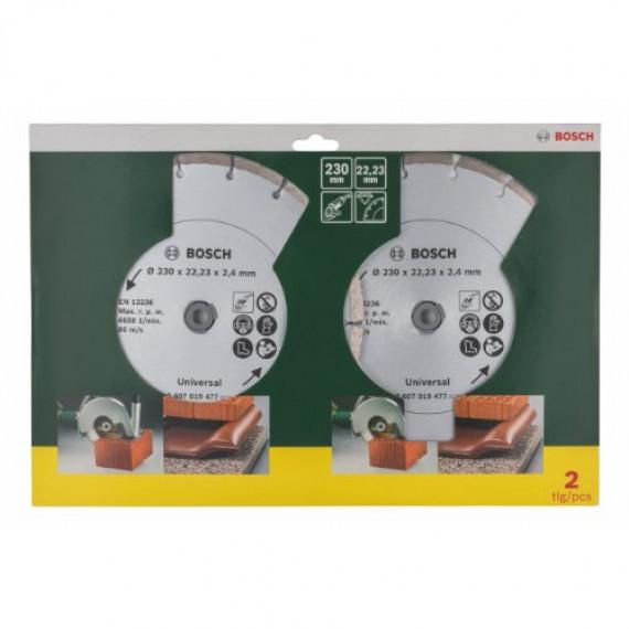 Disque à tronçonner  Bosch pour Fliesen und Baumat. 230mm