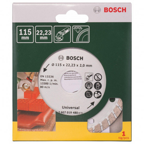 Bosch Turbo 115 mm