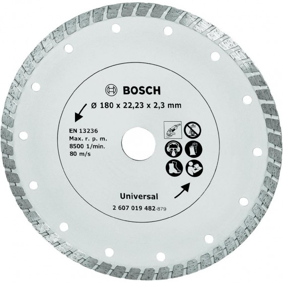 Bosch Turbo 180 mm