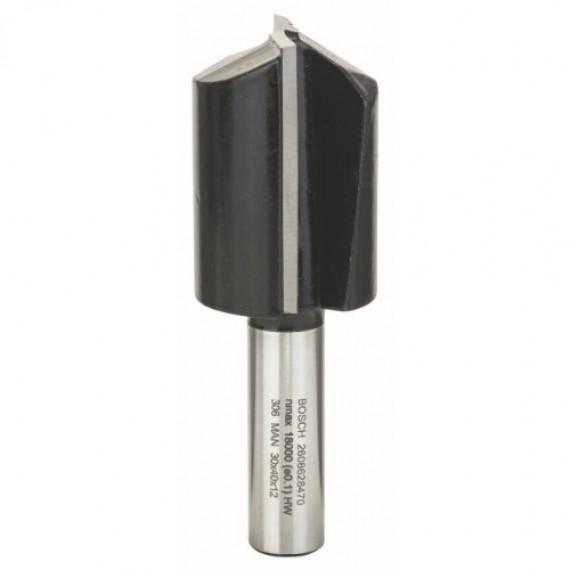 Bosch Professional Bosch 2 608 628 470 Fraise 12 mm 30 x 40 x 81 mm