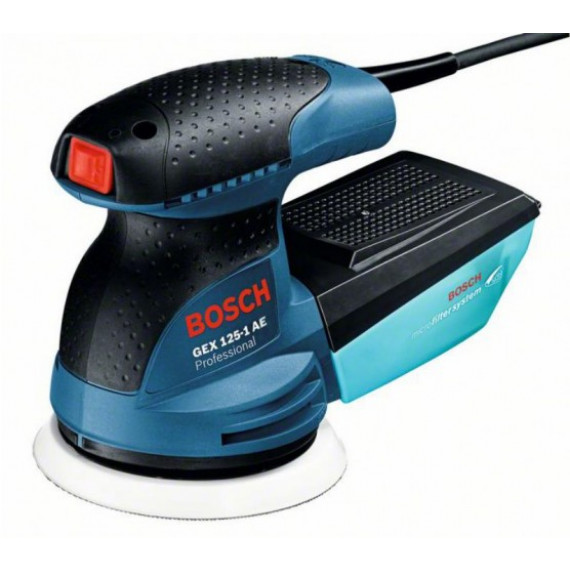 ponceuse excentrique Bosch GEX 125-1 AE Professional