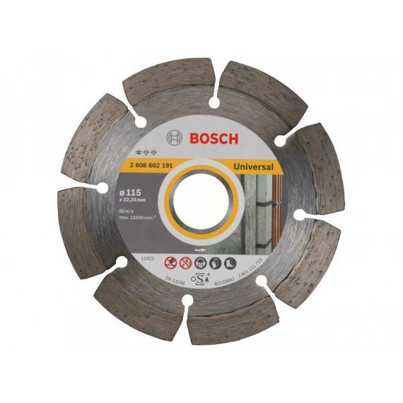 Bosch Standard Universal 115 mm