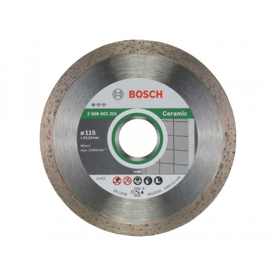 Bosch Standard for Ceramic 115mm