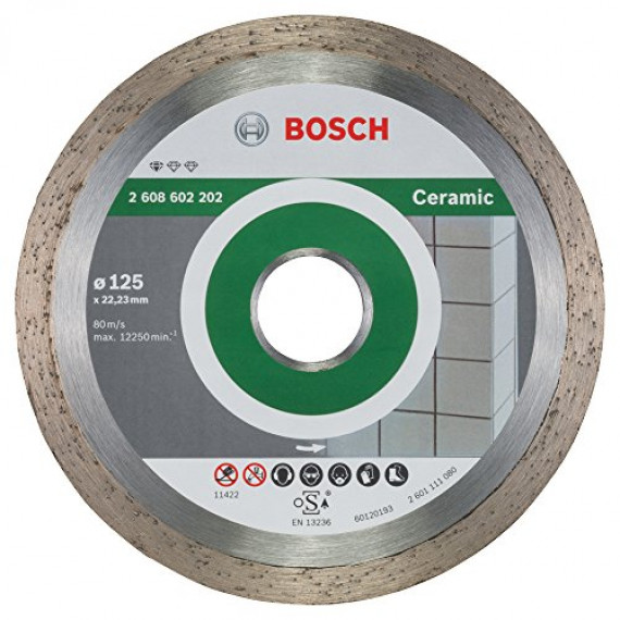 Bosch Standard for Ceramic 125mm