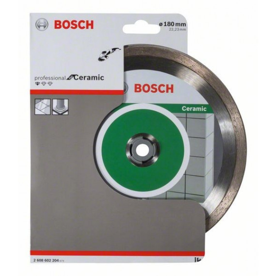 Bosch Standard for Ceramic 180mm