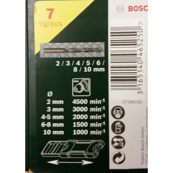 Bosch X-Line Bit-Set 25 pièces