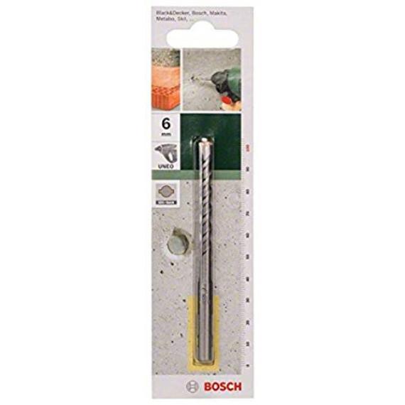 Bosch Foret béton SDS Quick 6 mm