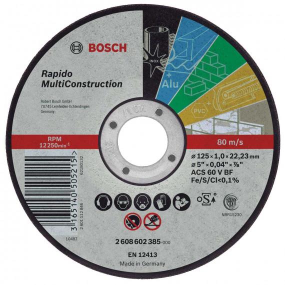 Bosch Rapido 115 x 1 mm