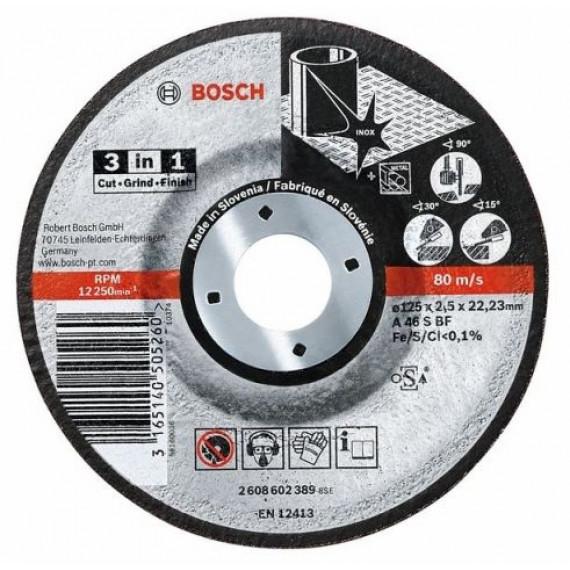 Bosch 115 x 2,5 mm