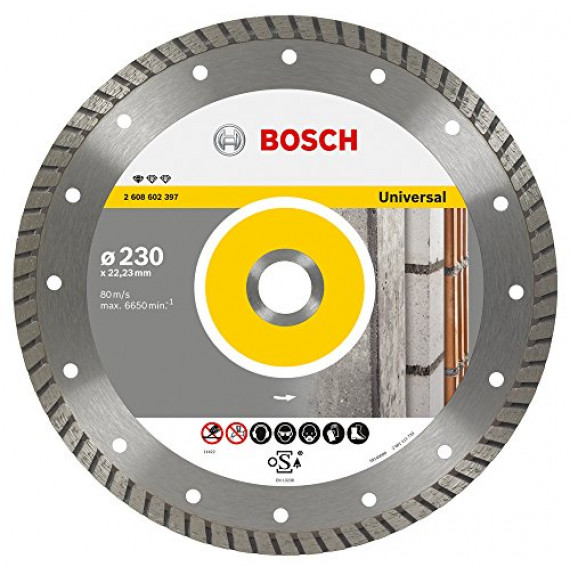 Bosch Universal Turbo 115 mm