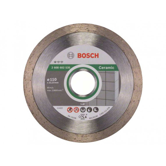 Bosch Standard for Ceramic 110mm